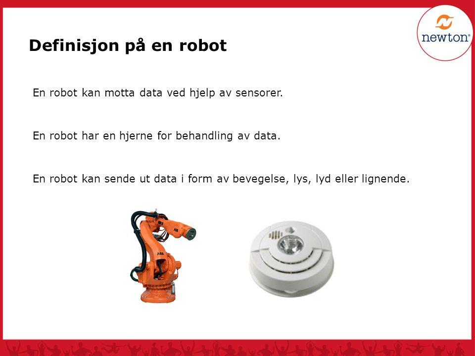 Gir roboten din ører.