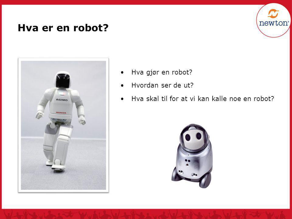 Måler robotens rotasjonsbevegelser og endrer retningen til roboten.