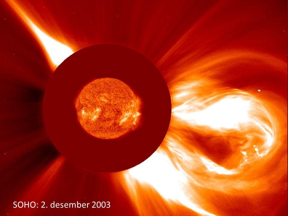 SOHO: 2. desember 2003
