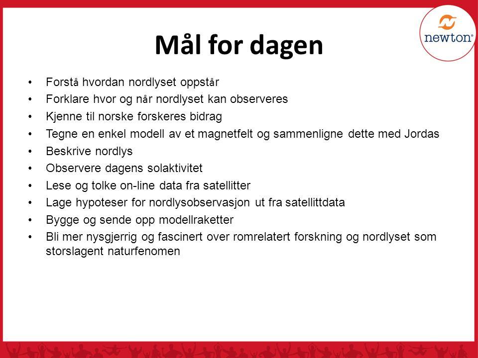 Forskning på nordlys Norge i verdensklasse.