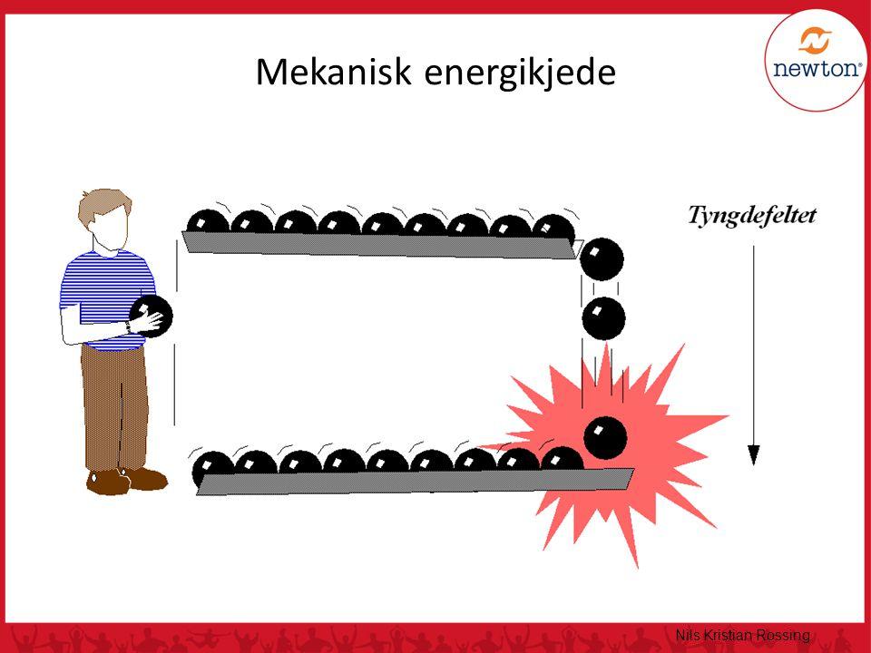 Nils Kristian Rossing Mekanisk energikjede