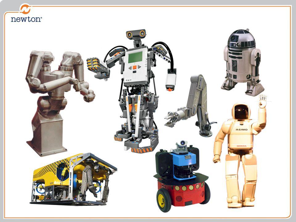 Hva er en robot.Roboter er mer enn maskiner som ligner mennesker.
