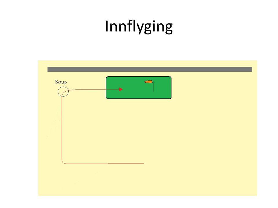 Innflyging