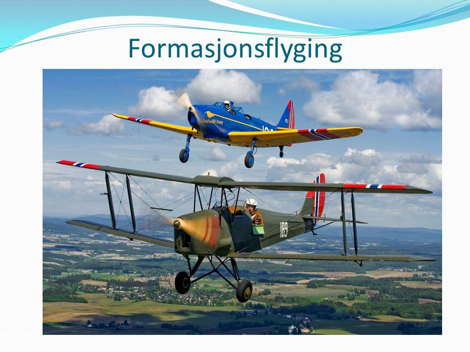 Formasjonsflyging