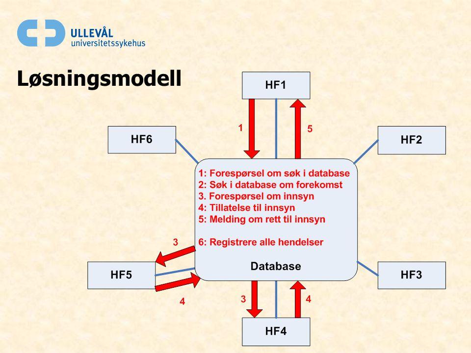 Løsningsmodell