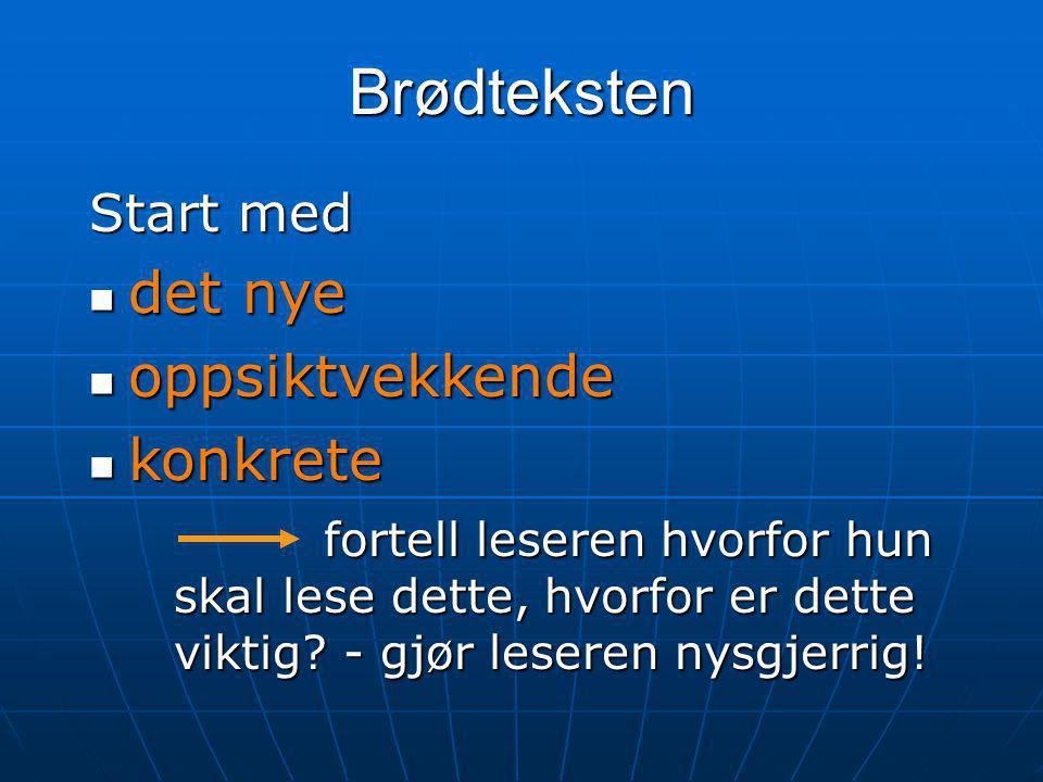 Punktlister i intervju Punktlister: Akademius trekker frem de fem viktigste faktorene som beskriver en slik trang til å bruke nynorsk: Egen identitet Egen identitet Nærhet til dialekten Nærhet til dialekten Motkultur Motkultur … http://www.forskning.no/Artikler/2005/februar/1108035509.35 … http://www.forskning.no/Artikler/2005/februar/1108035509.35 http://www.forskning.no/Artikler/2005/februar/1108035509.35