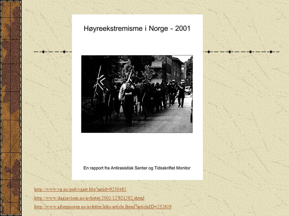 http://www.vg.no/pub/vgart.hbs?artid=9230461 http://www.dagsavisen.no/nyheter/2001/12/621582.shtml http://www.aftenposten.no/nyheter/iriks/article.jht
