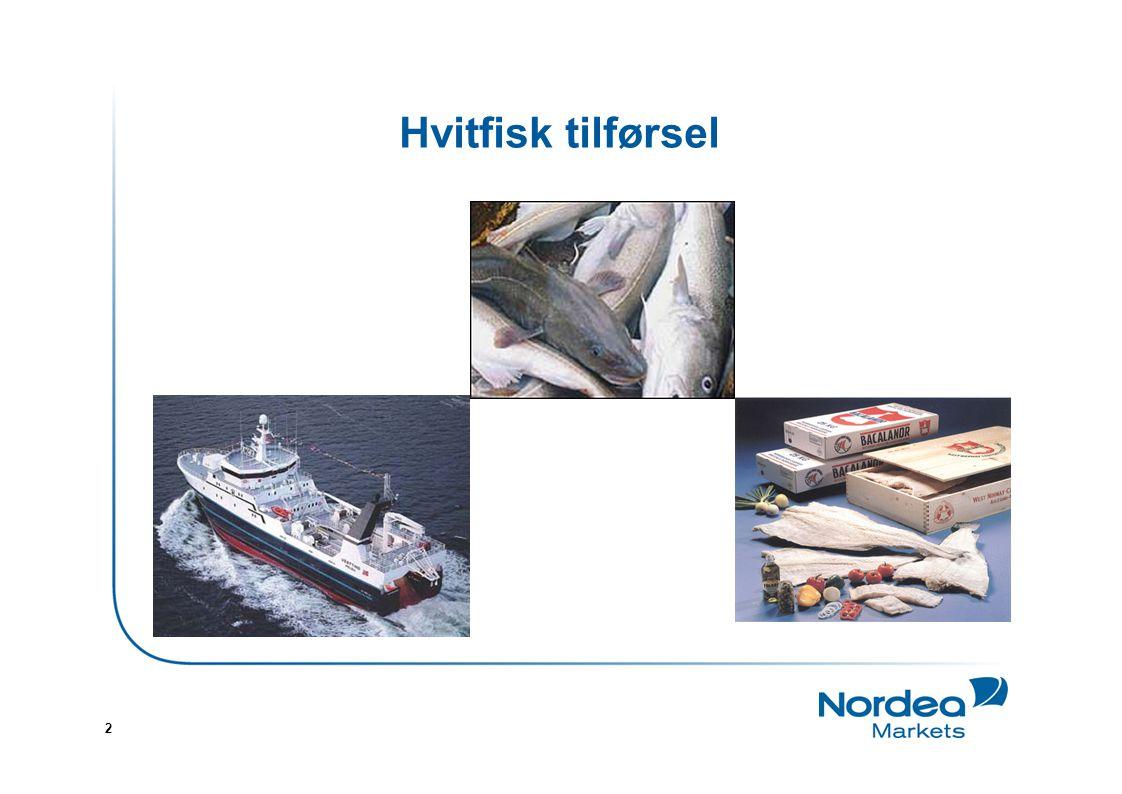 2 Hvitfisk tilførsel