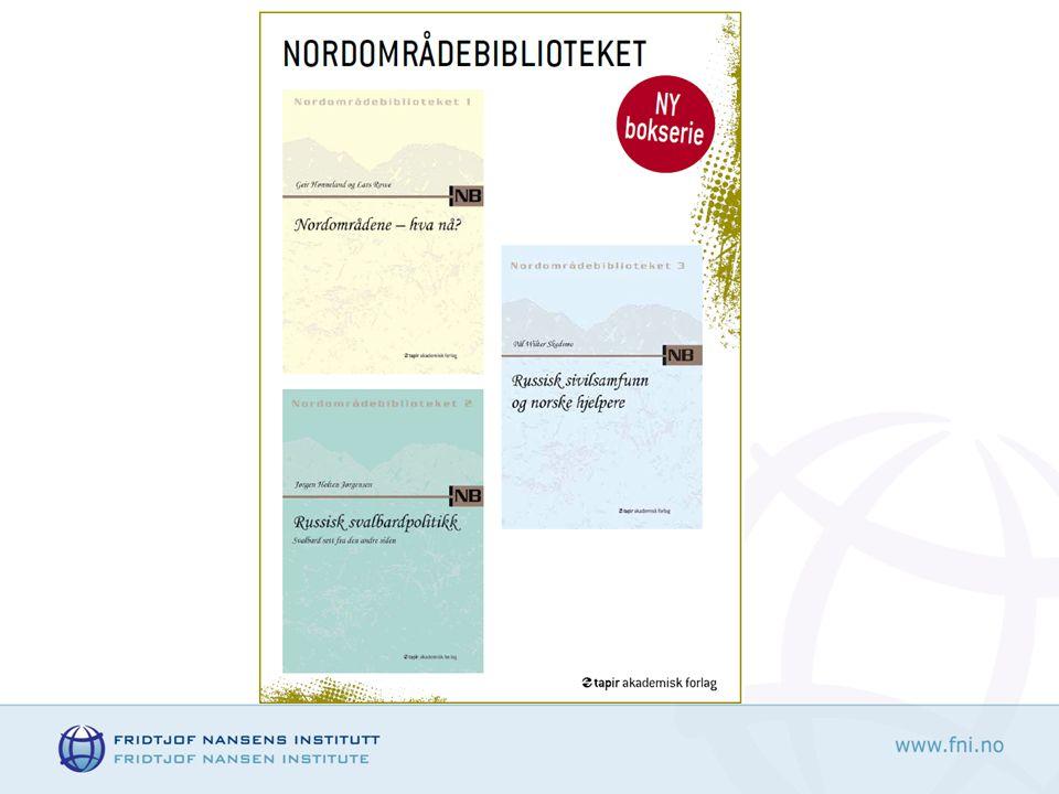  «nordområdepolitikk»  erfaringer fra 35 års forvaltningssamarbeid med Russland  i etterkant av delelinjeavtalen