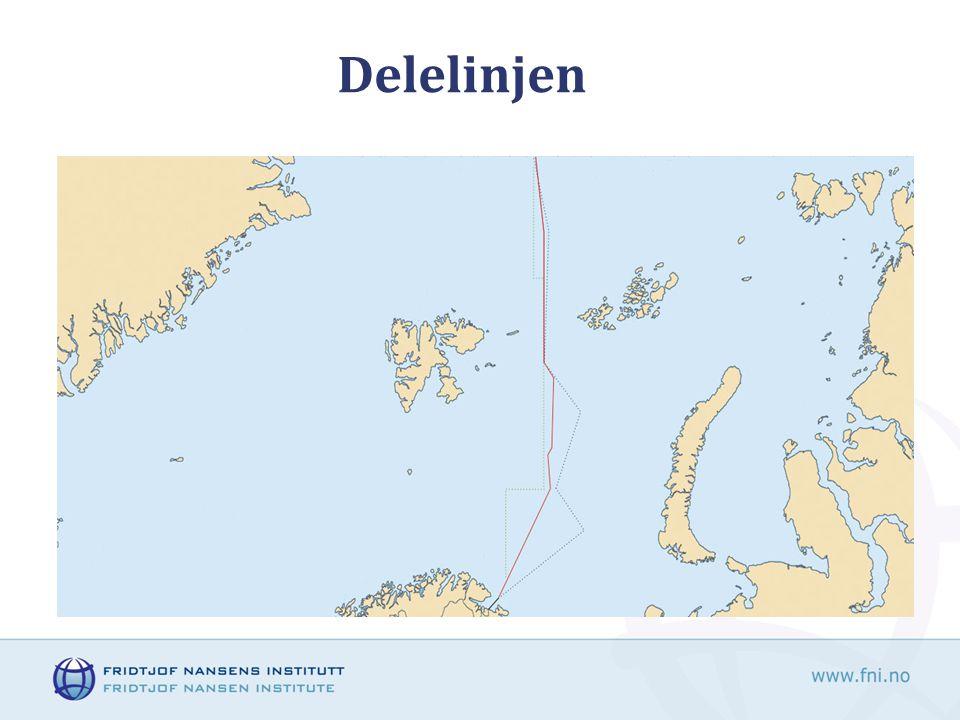 Delelinjen