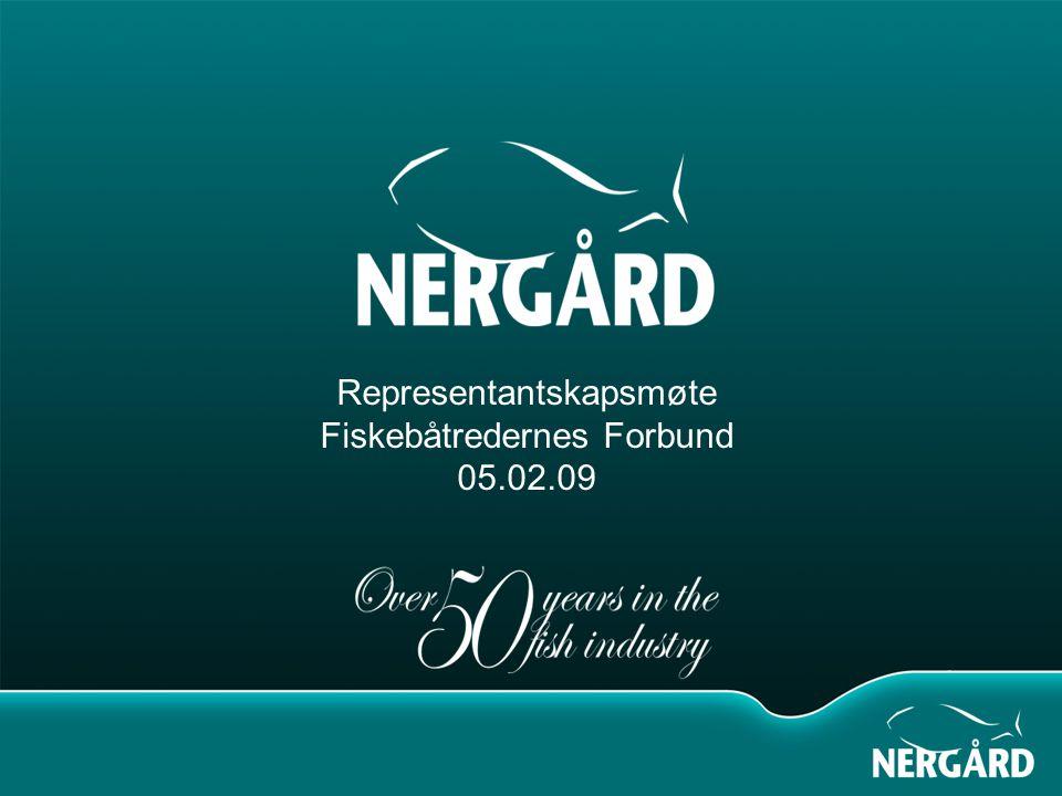 RederiHvitfiskPelagisk RekerSalgFrysehotell Nergård as Nergård Havfiske AS 13,09 kvoter Gryllefj.