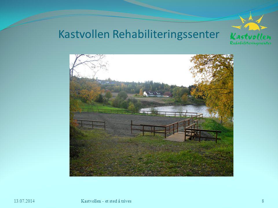 Kastvollen Rehabiliteringssenter 13.07.2014Kastvollen - et sted å trives8