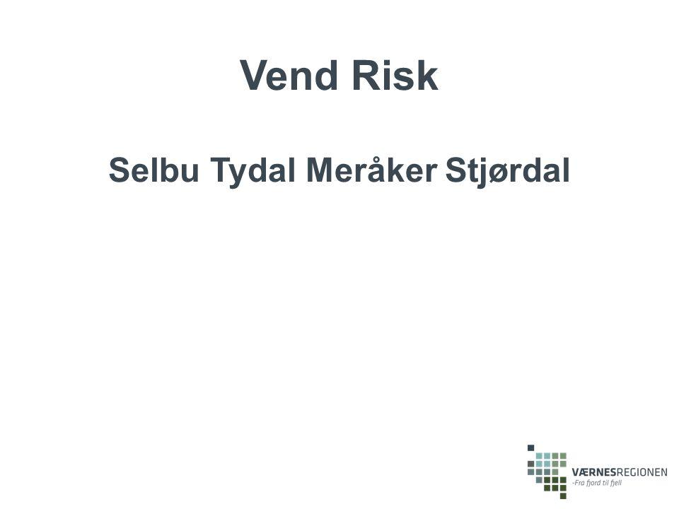 Vend Risk Selbu Tydal Meråker Stjørdal