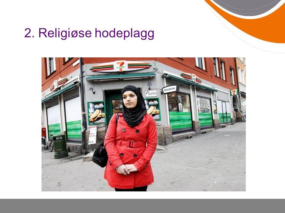2. Religiøse hodeplagg