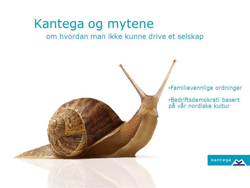 Dette er Kantega Et sterkt kompetansemiljø 68 høyt utdannede ansatte Prisbelønte IT-løsninger Et fremgangsrikt IT-selskap 61 mill.