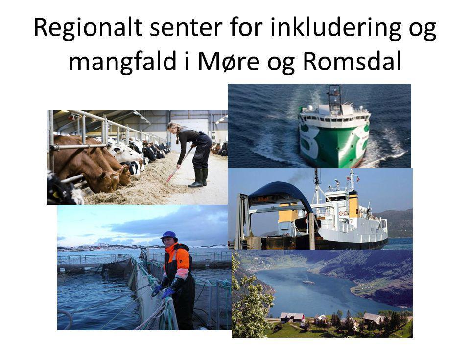Regionalt senter for inkludering og mangfald i Møre og Romsdal