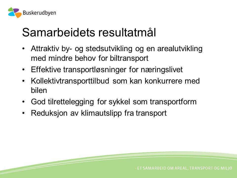 9 4-årig avtale med Samferdselsdepartementet Belønningsmidler for bedre kollektivtrafikk og mindre bilbruk.