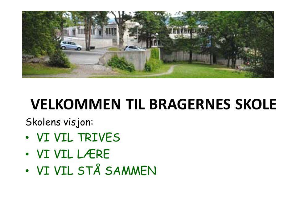 Litt historie……..1977: Bragernes skole flyttes hit.