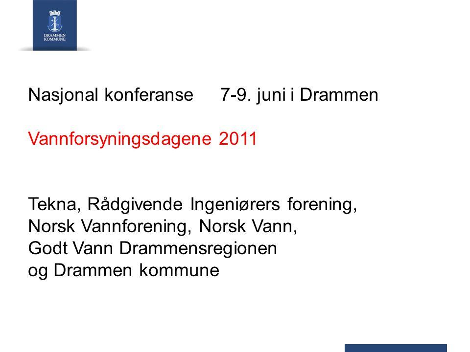Nasjonal konferanse 7-9.