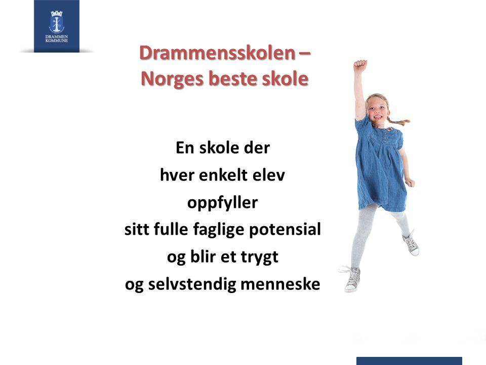 Læringsmiljø og klasseledelse Hjem/skole samarbeid Grunnleggende ferdigheter MÅL: Heve elevenes faglige resultater og generelle kompetanse Ledelse