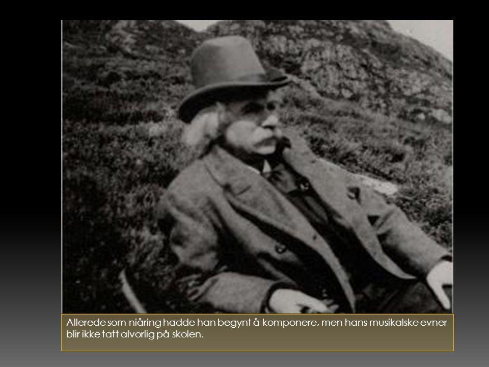 I København traff han også igjen sin kusine Nina Hagerup, som han ikke hadde sett på flere år.