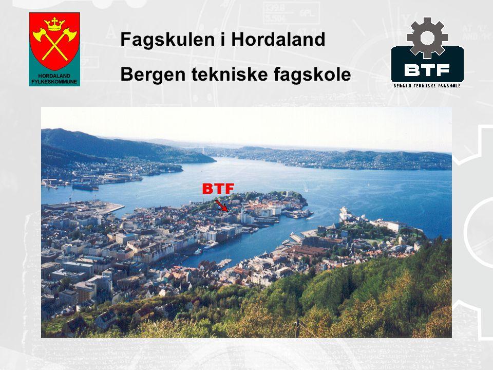 Fagskulen i Hordaland Bergen tekniske fagskole