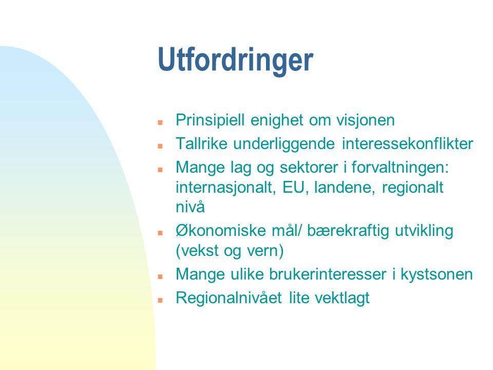 Oppfølging n Tyske formannskapet – seminar Bremen primo mai n Portugisiske formannskapet – kommunikasjon 10.oktober n 2 spor for oppfølging: n Lover og regler n Praktiske prosjekter
