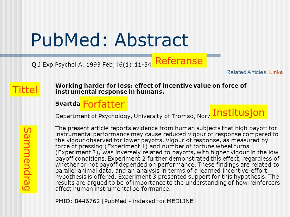 PubMed: Abstract Q J Exp Psychol A. 1993 Feb;46(1):11-34.