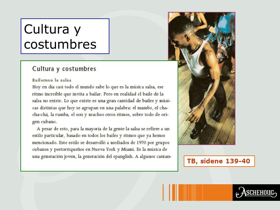 Cultura y costumbres TB, sidene 139-40