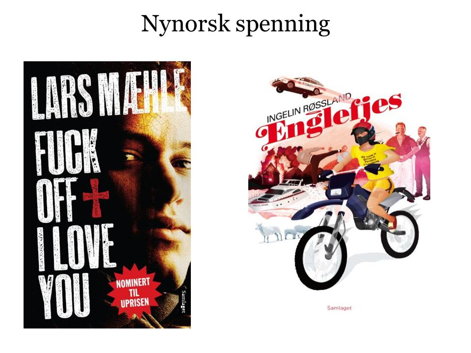 Nynorsk spenning