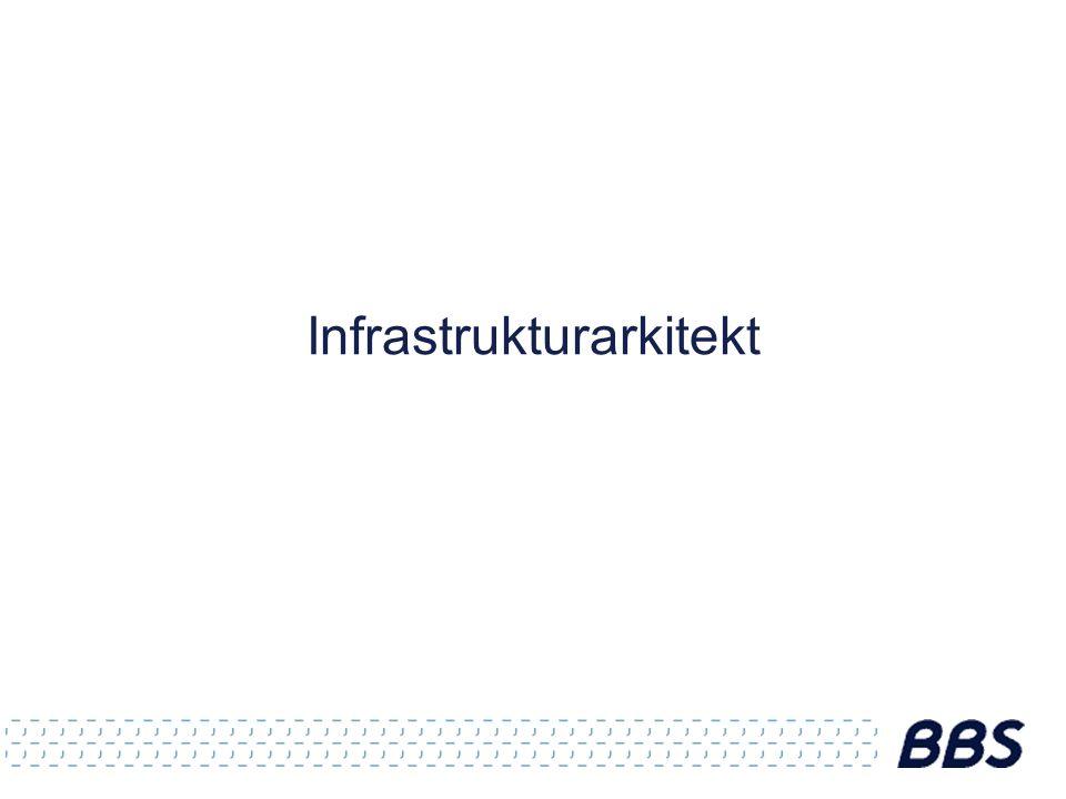 Infrastrukturarkitekt