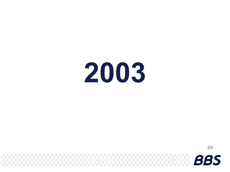 2003 2/5