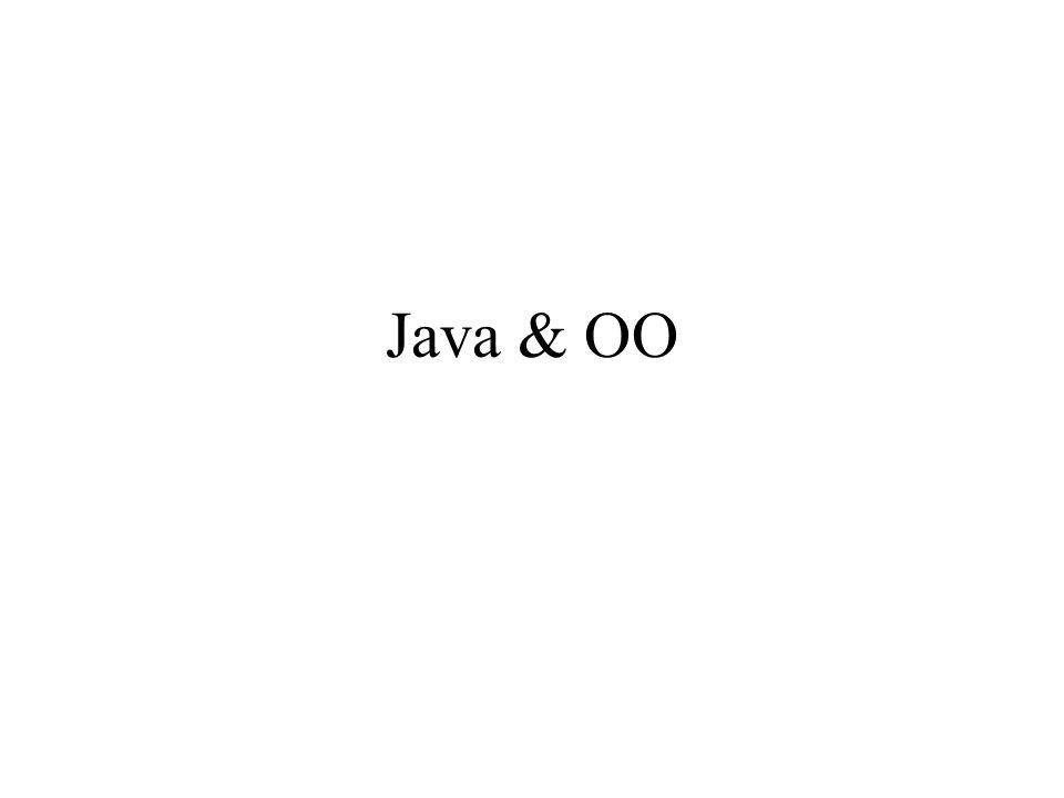 Om objekter Objekt: Software entitet (ting) Brukes av andre objekter Eksponerer et view (også interface, type): –Meldinger objektet forstår Hva en bruker (klient) kan gjøre med et objekt er avhengig hvilket view klienten har Views kan være implisitt eller eksplisitt