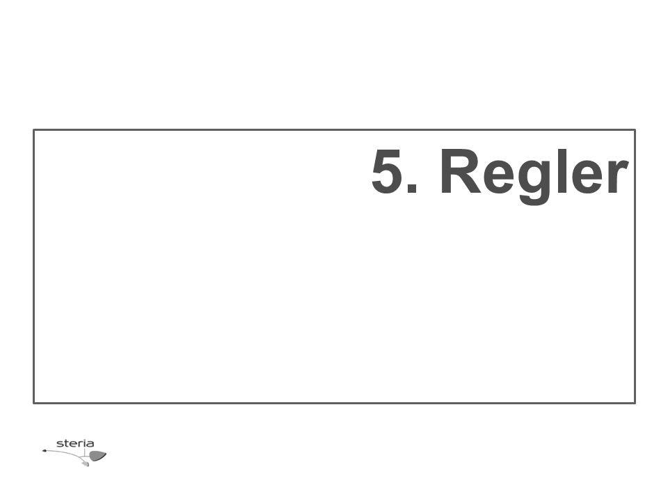 5. Regler