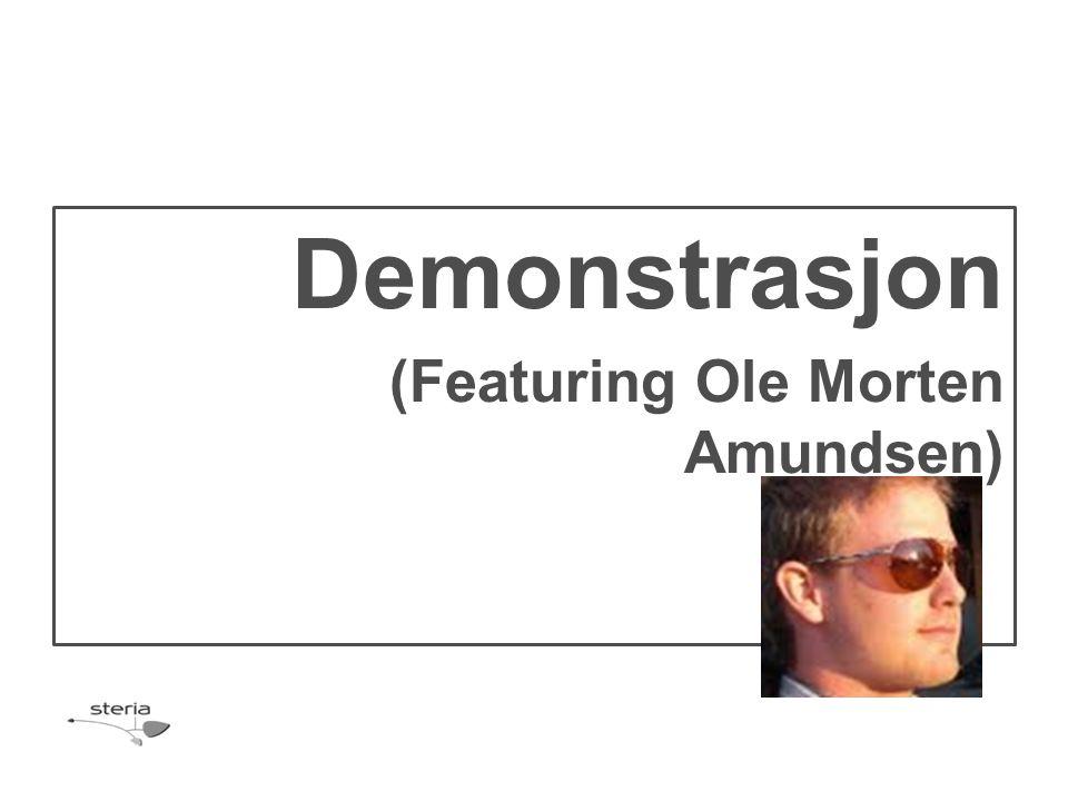 Demonstrasjon (Featuring Ole Morten Amundsen)