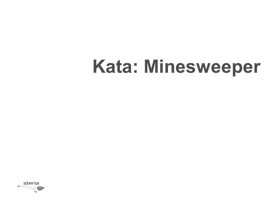 Kata: Minesweeper