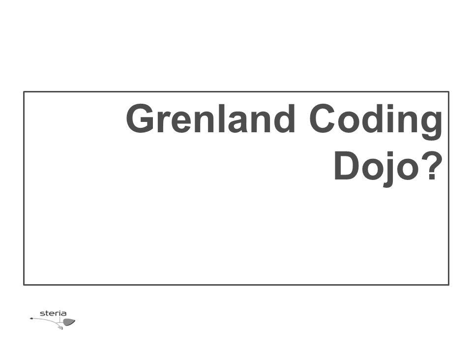 Grenland Coding Dojo?