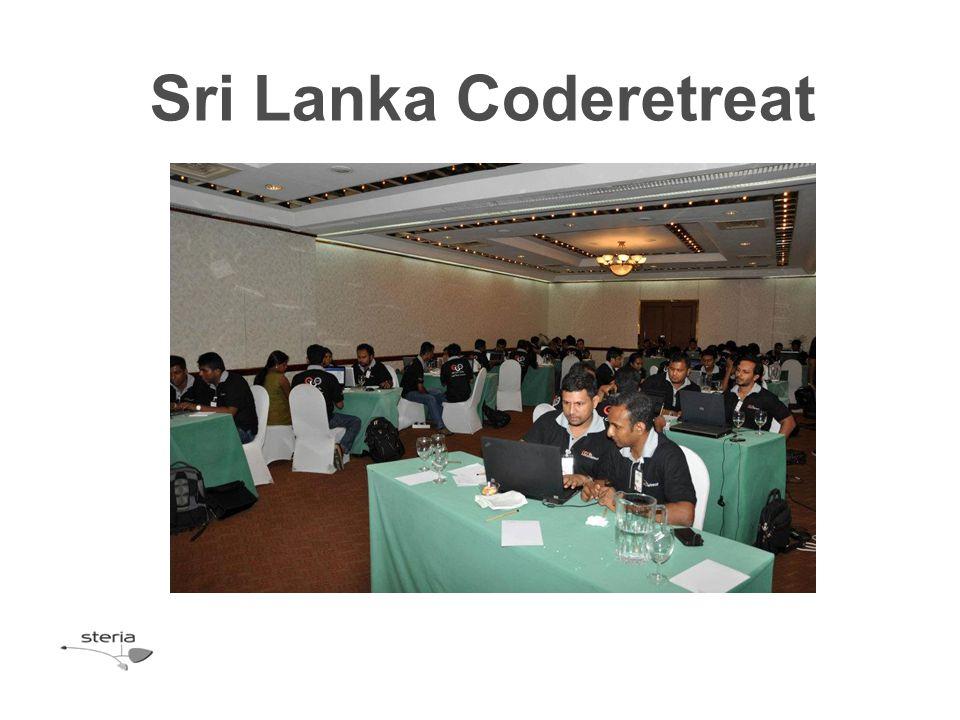 Sri Lanka Coderetreat