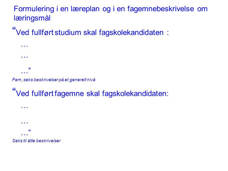 Høgskolen i Telemark – Y-veien Elektronikk - Bachelor Forkunnskaper: 1 MY Matematikk Y1, 1.