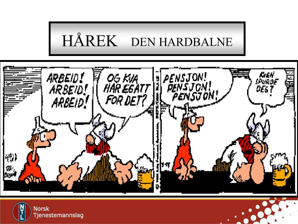 HÅREK DEN HARDBALNE