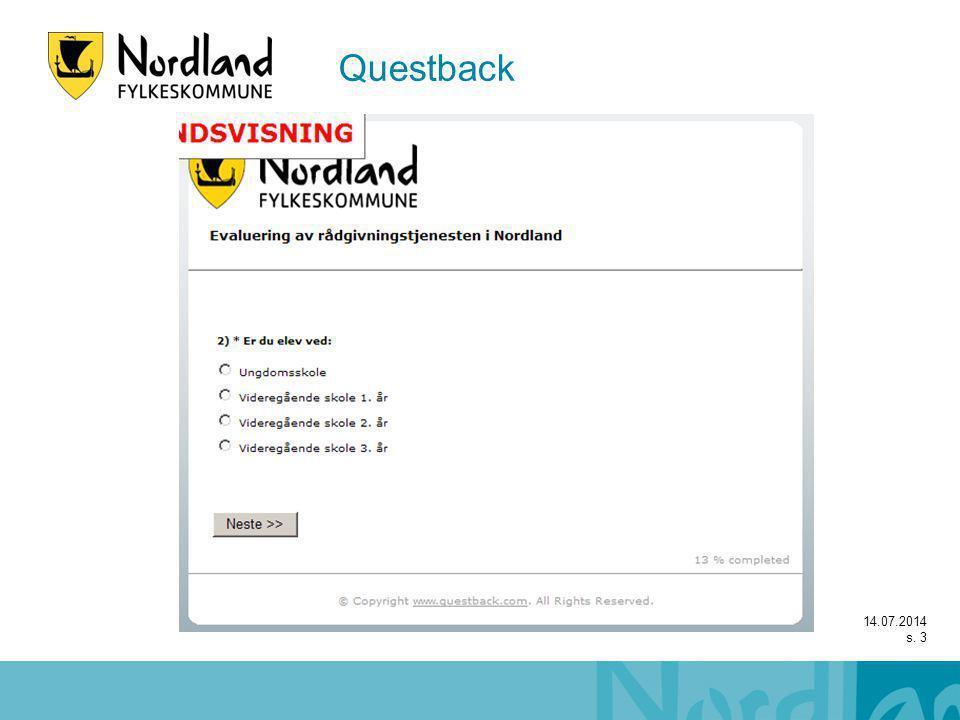 Questback 14.07.2014 s. 3