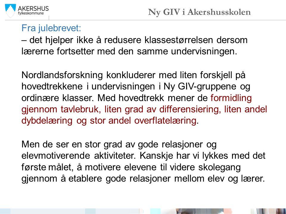 TidInnhold 10.15 – 11.15 Strategi- og veiledningsheftet i Ny GIV.