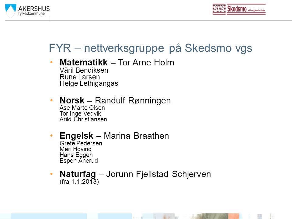 FYR - norsk