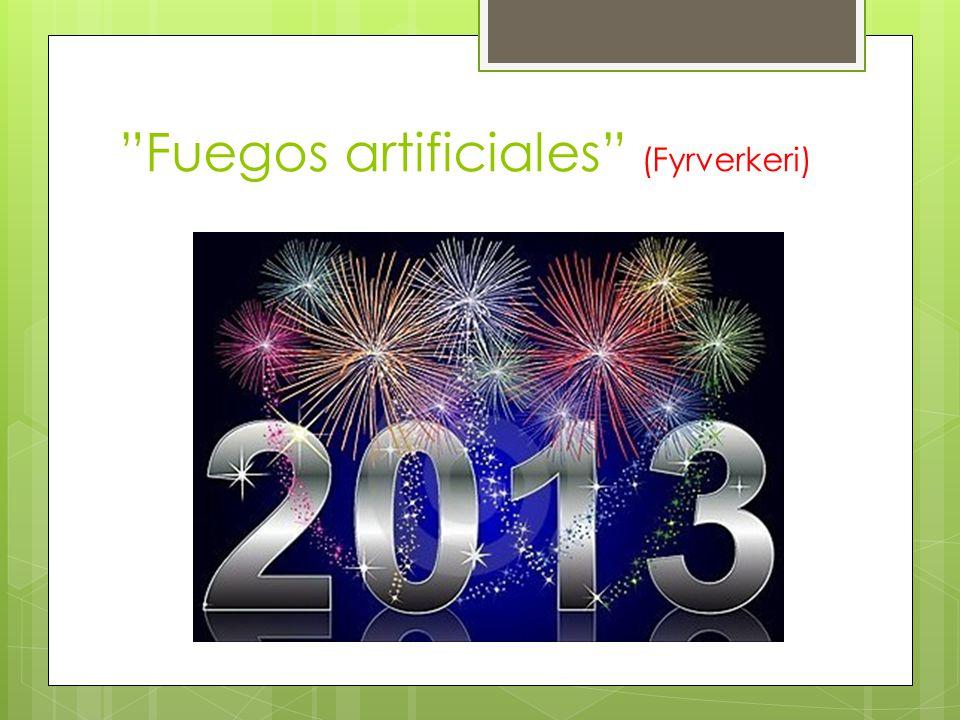 """""""Fuegos artificiales"""" (Fyrverkeri)"""