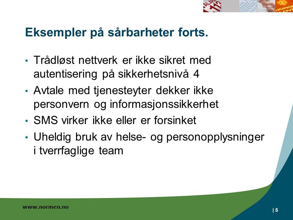 www.normen.no Plassering av skjerm og skiver/faks (K) Plasser skjerm og skriver skjermet for innsyn og adgang Gjør en gjennomgang av kommunens lokaler Viktig å ta hensyn til ved flytting   16