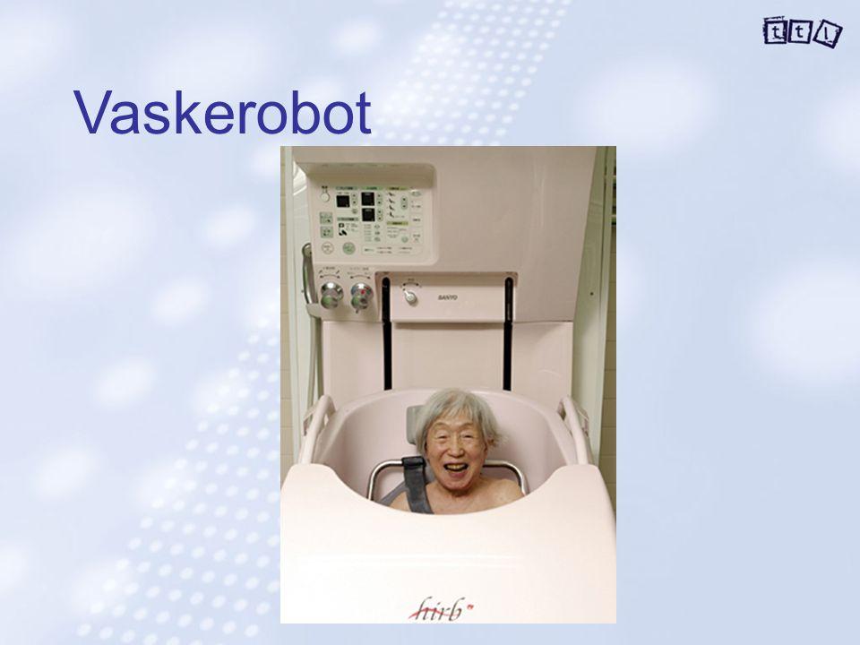 Vaskerobot