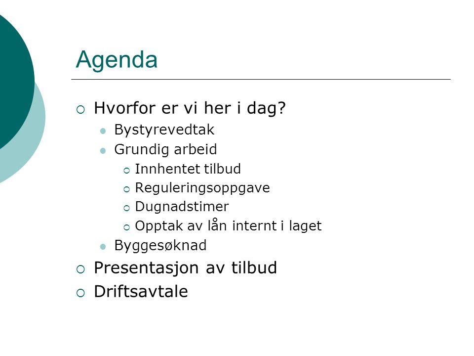 Leikvang hallprosjekt forutsetninger 1.