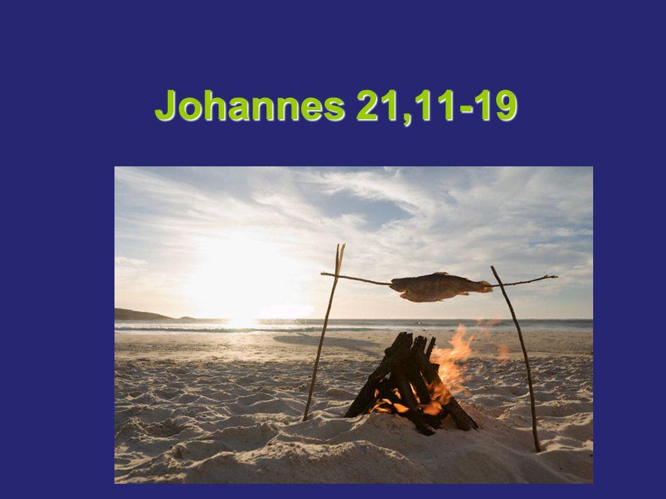 Johannes 21,11-19