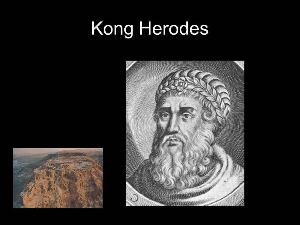 Kong Herodes