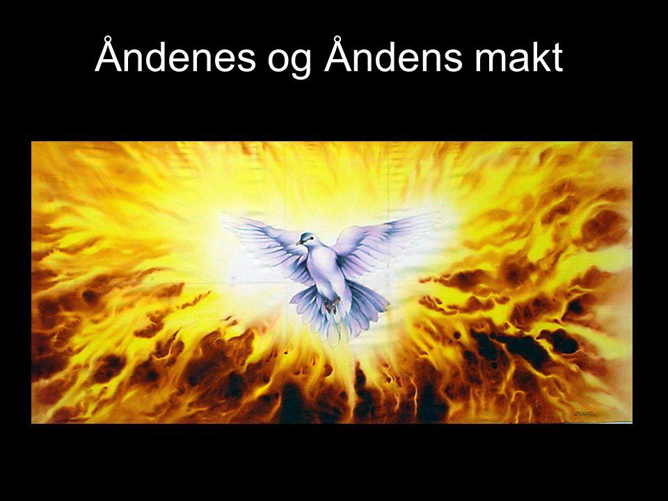 Den Hellige Ånd sin makt 4.